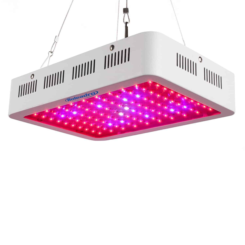 ᐅ Die Besten Led Grow Lampen Im Vergleich Led Pflanzenlampen