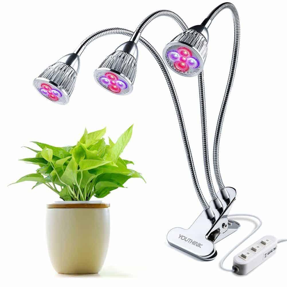 Mini LED Leuchtmittel Pflanzen