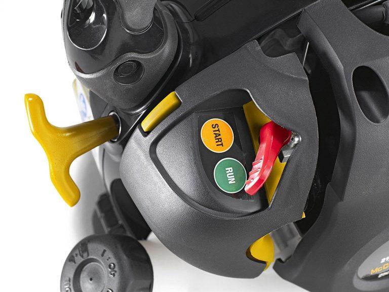 Schalter des McCulloch GBV 345
