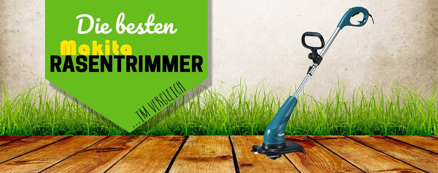 Titelbild für Makita Trimmer