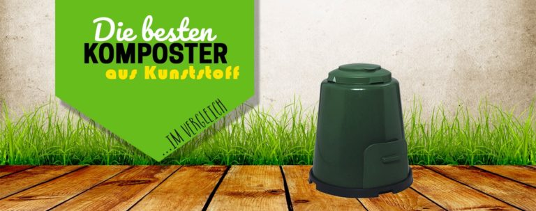 Titelbild Kunststoffkomposter