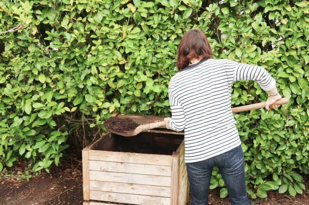 Kompost einfach umsetzen