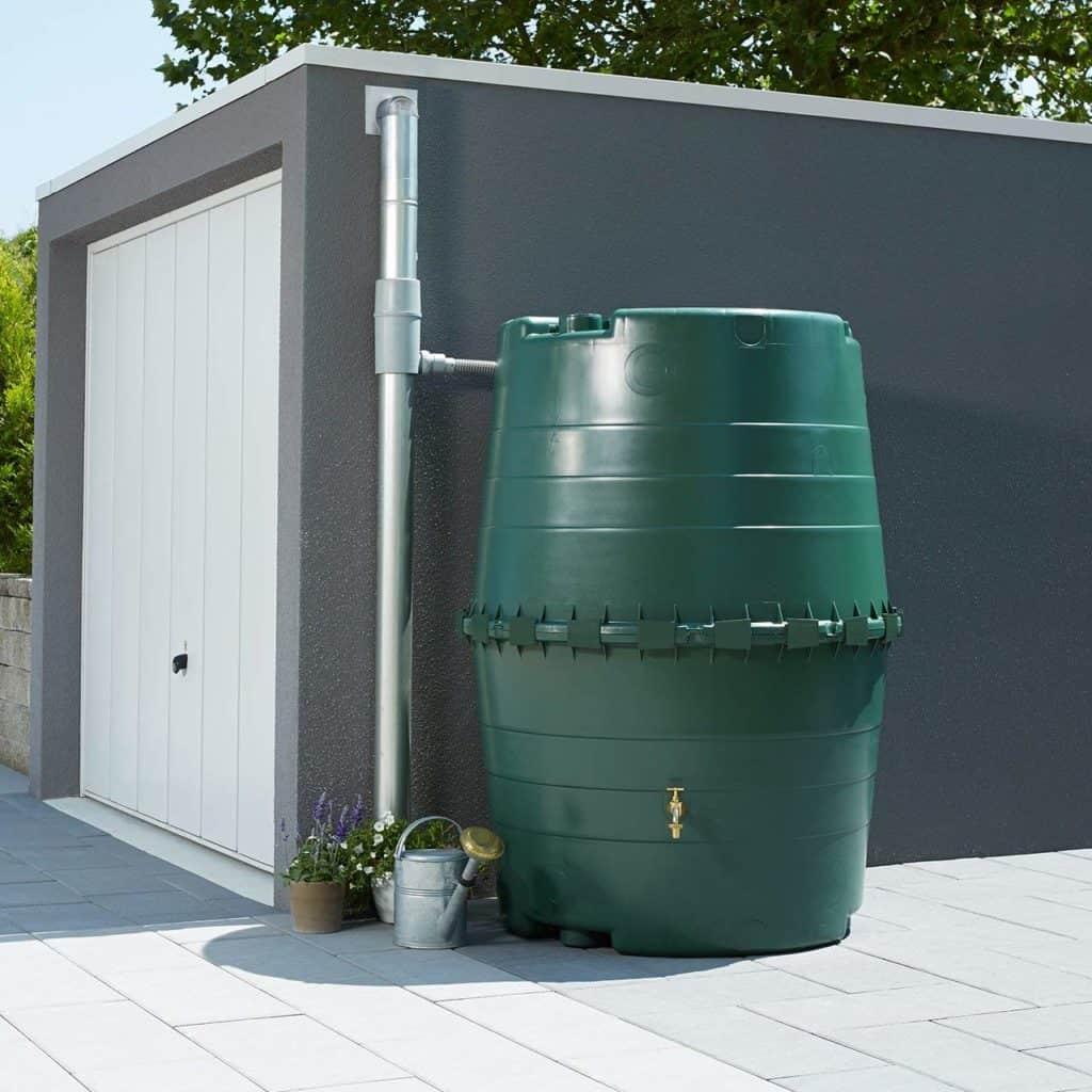 Häufig ᐅ】Die besten 1.000 L Regentonnen für genug Regenwasser im Garten HQ54