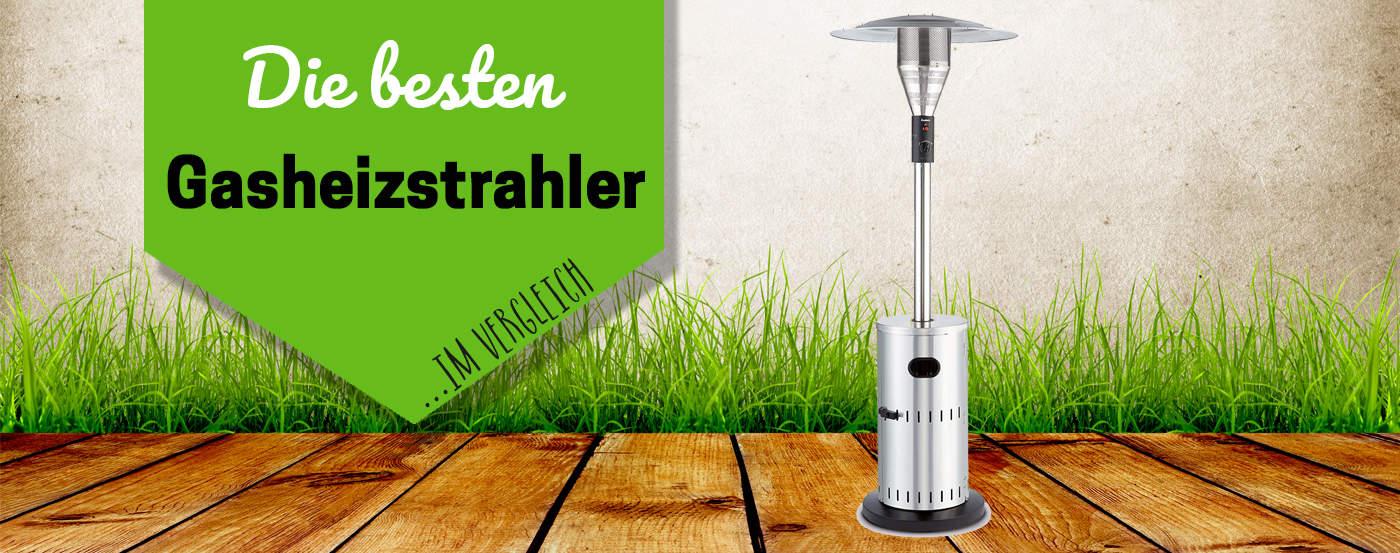 Gasheizer Outdoor ideale kleine stabile Outdoor Gas-Heizung mit Piezo-Zündung