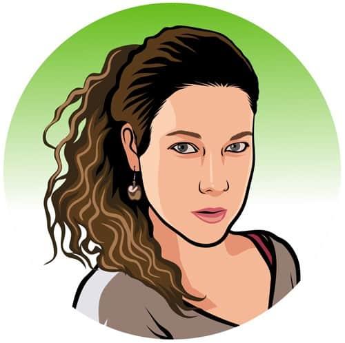 Portrait von Veronika