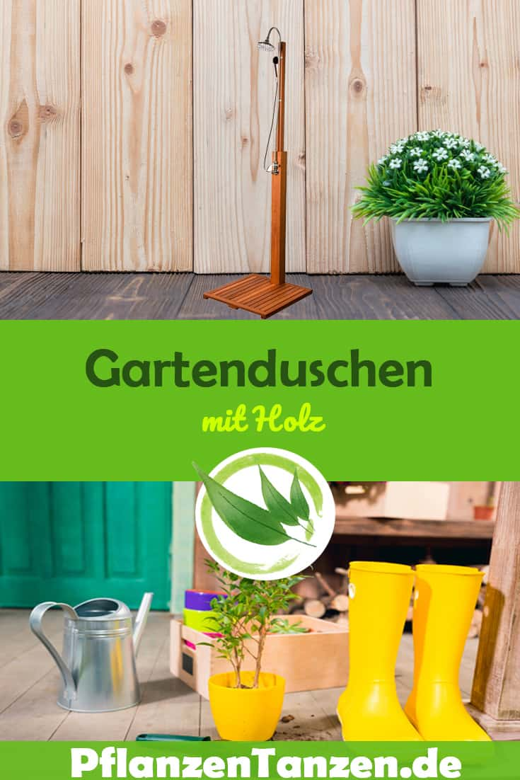 Die besten Gartenduschen mit Holz im Test & Vergleich