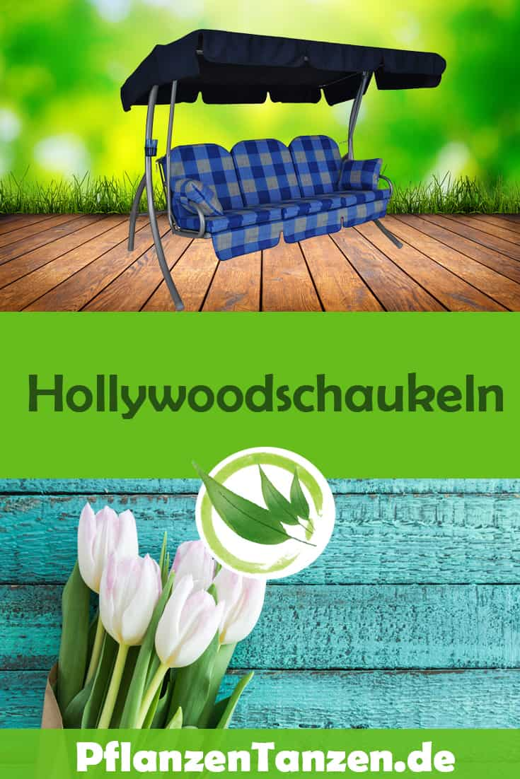 Die schönsten Hollywoodschaukeln im Test & Vergleich