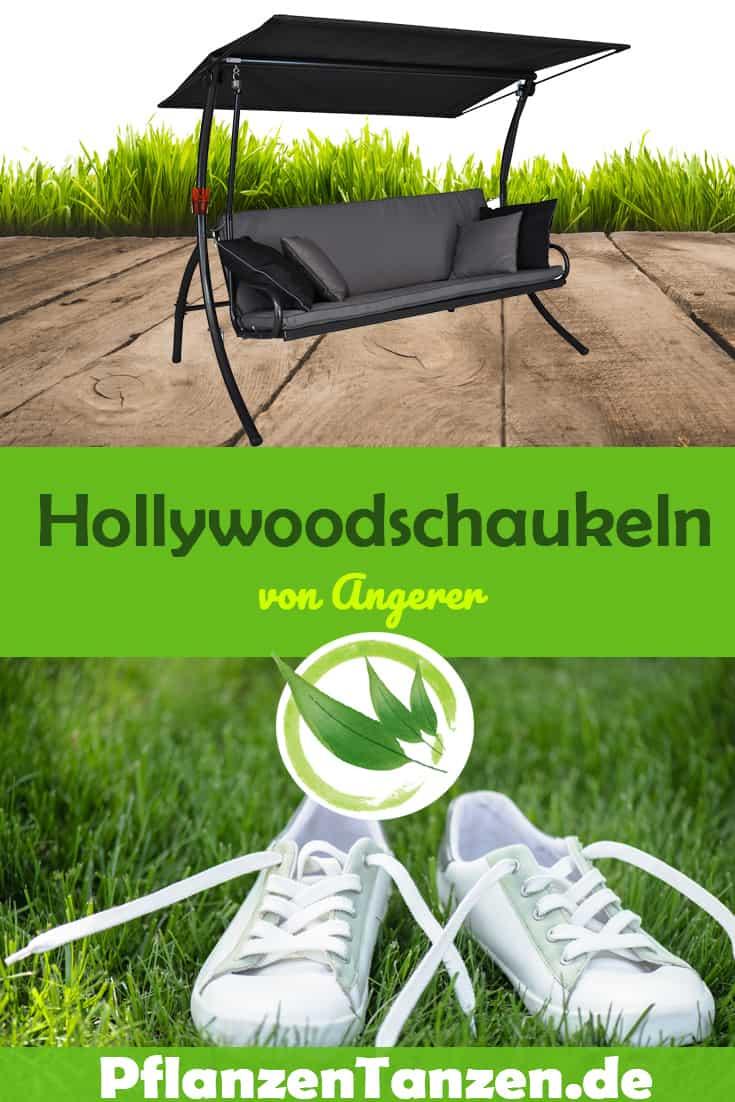 Hollywoodschaukeln von Angerer im Test | Qualität & hoher Komfort