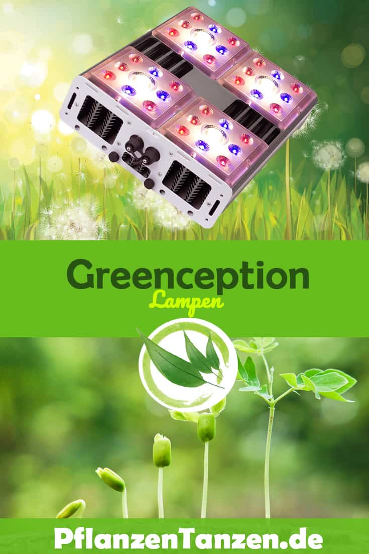 Greenception LED Growlampen im Test – High-Tech Made in Germany