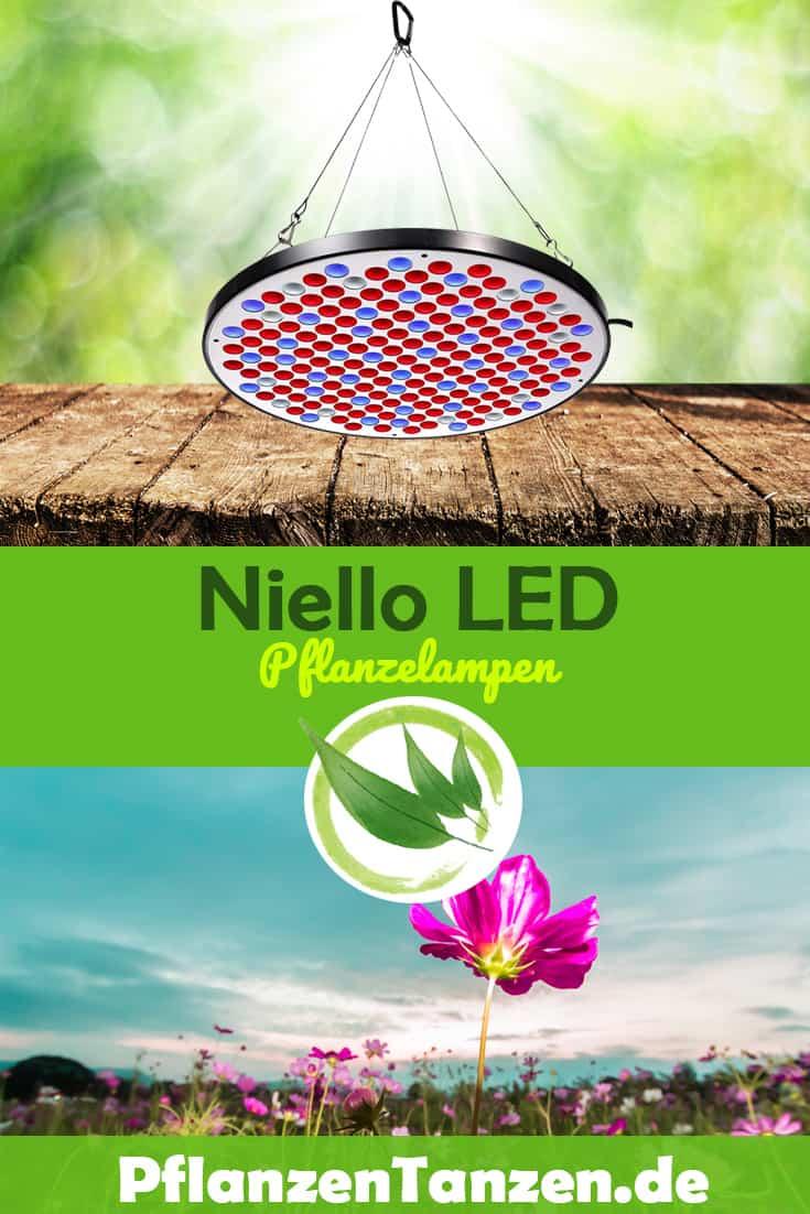 Niello LED Pflanzenlampen – Gutes Licht für kleines Geld